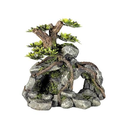 Nobby dekor kamnita jama - 13,3 x 9,5 x 12,8 cm