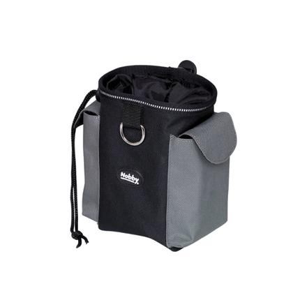 Nobby torbica za posladke 2v1, siva - 11 x 16 cm
