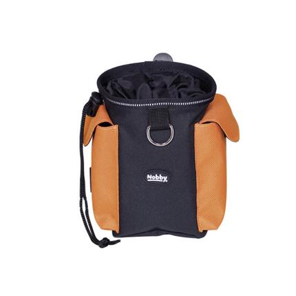 Nobby torbica za posladke 2v1, oranžna - 11 x 16 cm