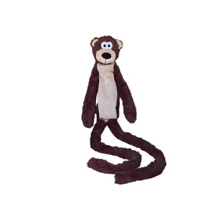 Nobby plišasta opica+vrv - 105 cm
