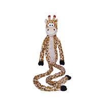 Nobby plišasta žirafa+vrv - 113 cm