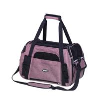 Nobby torba za pse Lujan, roza - 43 x 23 x 29 cm