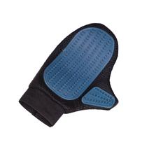 Nobby krtača rokavica, črna