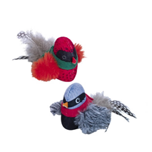 Nobby plišasta ptica, piskajoča - 12 cm