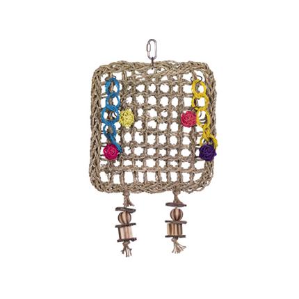 Nobby igrača za ptice, mreža - 38 x 23 cm