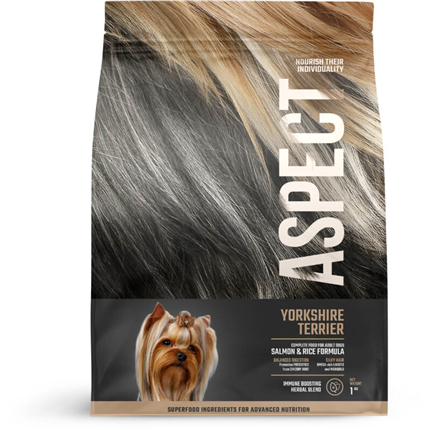 Aspect Yorkshire Terrier Adult - losos in riž