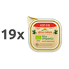 Almo Nature Bio Organic - govedina 19 x 85 g