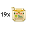 Almo Nature Bio Organic - piščanec 19 x 85 g