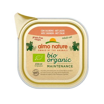 Almo Nature Bio Organic - losos