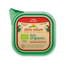 Almo Nature Bio Organic Monoprotein - govedina