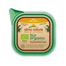 Almo Nature Bio Organic Monoprotein - piščanec
