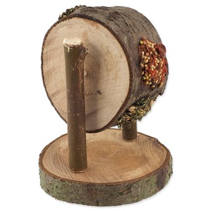Nature Land Nibble leseno igralno kolo z zelenjavo - 200 g