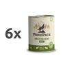 4Pet / WolfPack Adult - teletina in divjačina 6 x 800 g