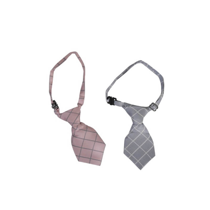 Camon kravata za pse Squares - 10x5 cm