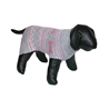 Nobby pulover Mundo, sivo roza 26 cm