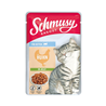 Schmusy Ragout Kitten Jelly - piščanec 100 g