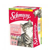 Schmusy Ragout Multibox Jelly - 12 x 100 g