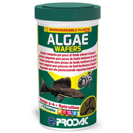 Prodac Algae Wafer - 250 ml / 125 g