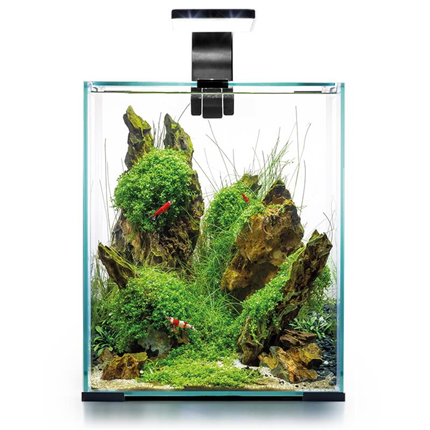 Aquael akvarij Shrimp Set Day/night (30l) - 29 x 29 x 35 cm