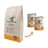 WolfPack hladno stiskana hrana - piščanec 5 kg + 2x400g konz.