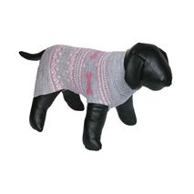 Nobby pulover Mundo, sivo roza