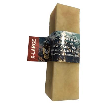 Yak Snack žvečilka iz sira, XL - 190-220 g