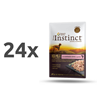 True Instinct High Meat Adult Medium - losos - 300 g 24 x 300 g