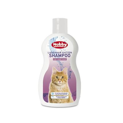 Nobby šampon za dolgodlake mačke, arganovo olje - 300 ml