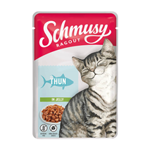 Schmusy Ragout Jelly - tuna