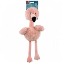 Dog Fantasy plišast flamingo - 35 cm