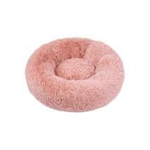Wouapy okroglo ležišče Smooth Basket, roza - 60 cm