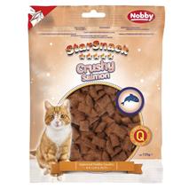 Nobby Starsnack blazinice Crushy losos - 125 g
