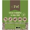 4Pet stelja iz konoplje za male živali