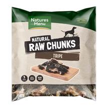 Natures Menu Raw Chunks vampi - 1 kg