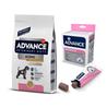 Advance veterinarska dieta Atopic Medium/Maxi - kunec 12 kg + priboljšek