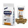 Advance veterinarska dieta Weight Balance Mini 1,5 kg + priboljšek