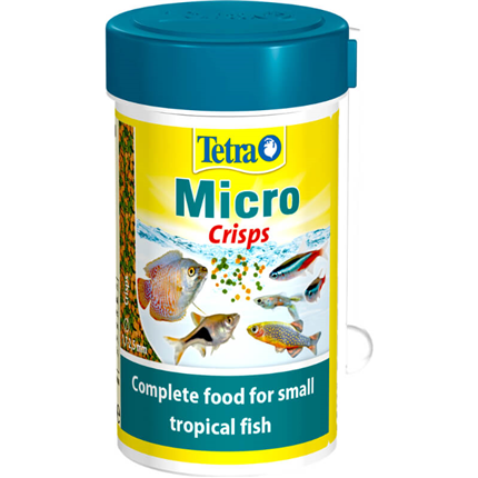 Tetra Micro Crisps - 100 ml