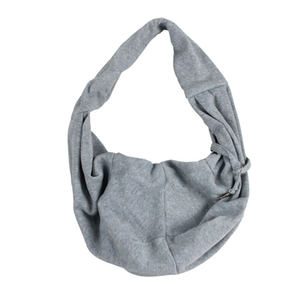Pawise torba za pse, siva - 60 x 24 x 65 cm