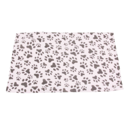 Pawise odeja, roza s tačkami - 60 x 70 cm