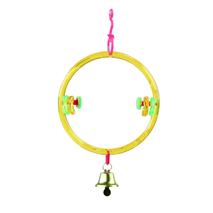 Pawise igrača za ptice, krog in zvonček - 11,1 x 20,5 cm