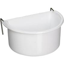 Pawise posoda za hrano in vodo, 2kos - 130 ml
