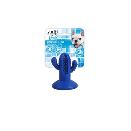 All For Paws gumi dental kaktus, moder - 6,5 cm