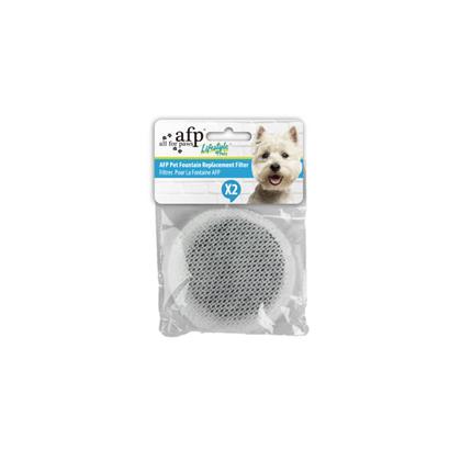 All For Paws rezervni filter za pasjo fontano - 2 kos