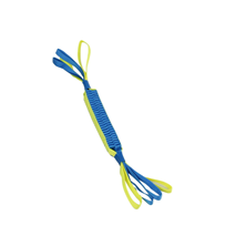 Pawise najlon pletena palica z ročaji - 54 cm