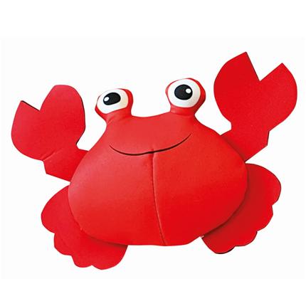 Nobby plavajoča igrača rakec - 12 cm