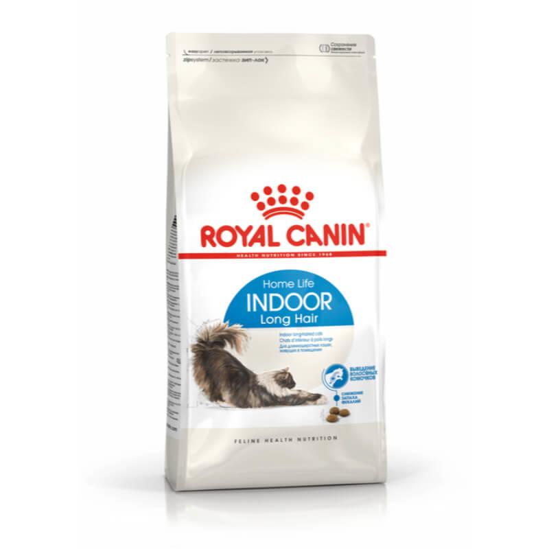 Royal Canin Adult Long Hair - perutnina - 2 kg