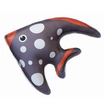 Nobby plavajoča igrača riba, črna - 22 cm