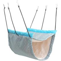Pawise viseča mreža za glodalce, 2 nadstropji - 15 x 30 cm