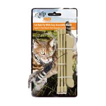 All For Paws igrača zložljiva palica + muha - 104,5 cm