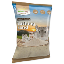 Nature Land pesek za činčile - 3,3 kg